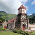 Soufriere Catholic Church