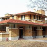 Frank Lloyd Wrights Allen-lambe House
