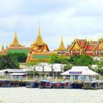 Wat Phra Kaew And The Grand Palace