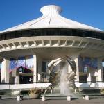 H.r. Macmillan Planetarium And Gordon Southm Oberservatory