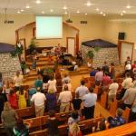 Sand Run Baptist Church