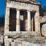 The Treasury Of Athens