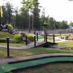 Bears Den Mini Golf And Go Karts