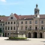 St Emmeram Palace