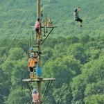 Air Donkey Zipline