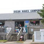 Ocean Waves Campground