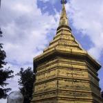 Wat Phra That Chom Thong