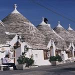 I Trulli Di Alberobello Unesco