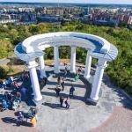 Rotunda Of Peoples Friendship