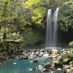 Twin Falls Maui Waterfall