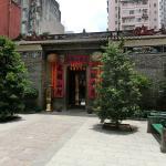 Man Mo Yi Tai Temple