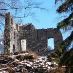 Burgruine Werdenfels