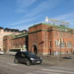 Hakaniemi Market Hall